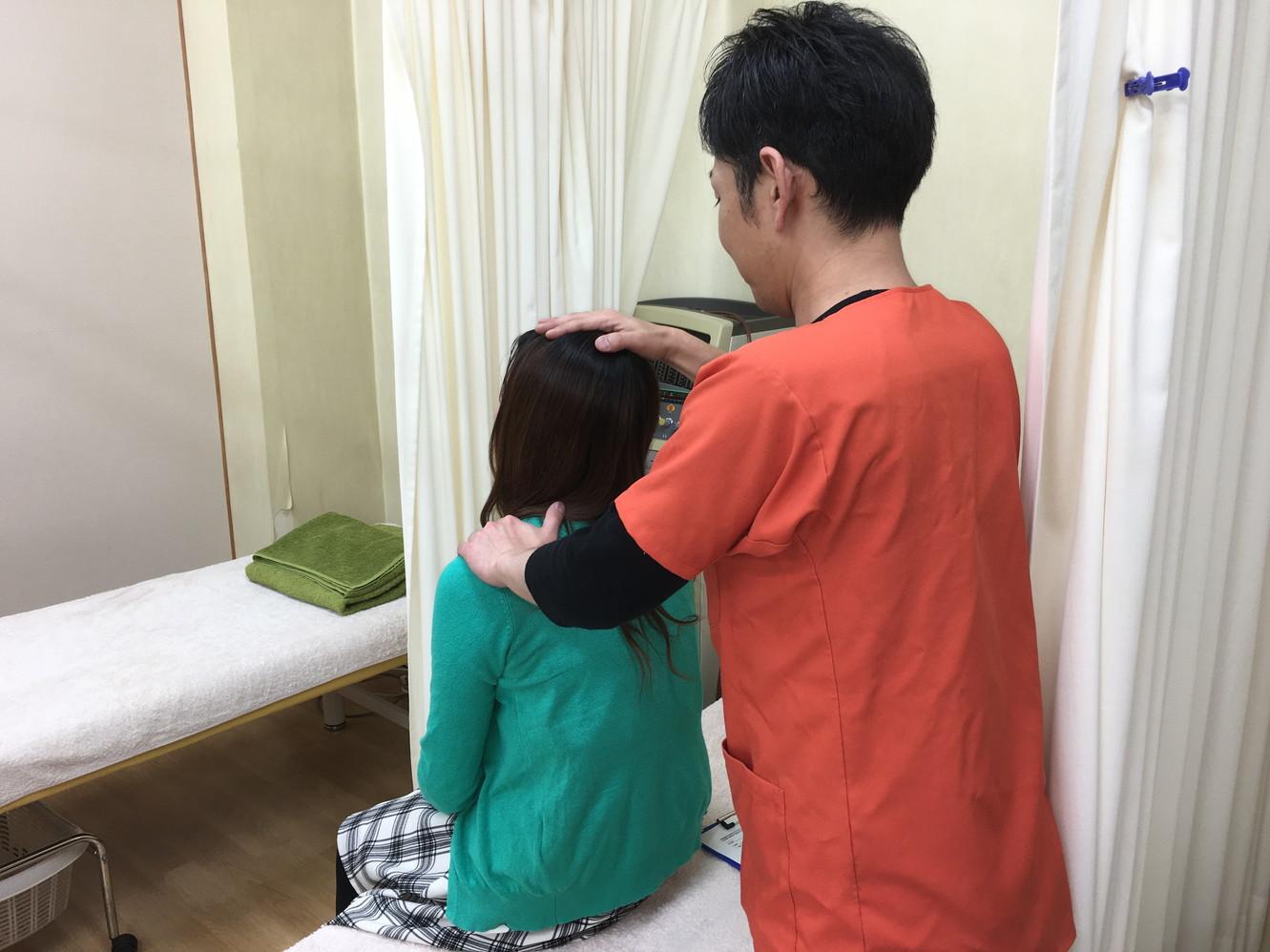 接骨診断の風景2